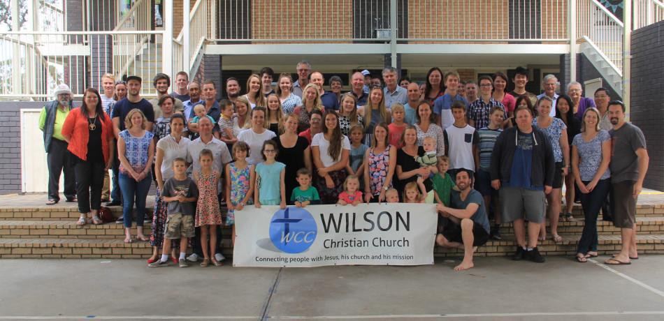 Wilson Congregation 2015